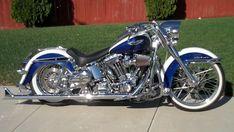 Harley Davidson Softail Dlx