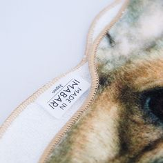 リアルモチーフタオル DOG (FRENCHBULL) - ●Leadies' Hemings collection/・リアルモチーフタオル [CONCIERGE-NET (運営:株式会社スーパープランニング)]