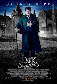 Johnny Depp in Dark Shadows
