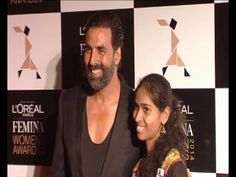 Akshay Kumar @ Femina Women Awards 2014.