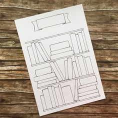 Layout for books to read. bullet journal bujo, böcker i klas Books To Read Bullet Journal, Bullet Journal 2019, Bullet Journal Inspiration, Journal Pages, Journal Ideas, Bullet Journal Tracker, Bullet Journel, Ideias Diy, My Face Book