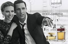 Johansson und McConaughey: D&G-Werbespot ist da! - Düfte & Parfums - Magazin - COSMOTY.de