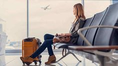 Sit back, relax, and enjoy stress-free air travel with these ten secrets from a pro traveler. Never stress about flying again! Malta, Packing For Europe, Packing Tips, Fear Of Flying, Viking Warrior, Hand Luggage, Travel Wardrobe, Air Travel, Travel Tips