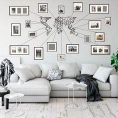 les 25 meilleures id es de la cat gorie carte murale du monde sur pinterest charmbre carte. Black Bedroom Furniture Sets. Home Design Ideas