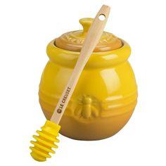 Le Creuset 2-Piece  Honey Pot & Dipper Set
