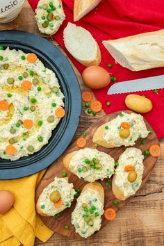 Salad Olvieh is a delicious potato egg salad, that makes a great appetiser, side or snack!  There are a few tricks you need to keep in mind to make the PERFECT Olvieh and you will learn them in this post.  igotitfrommymaman.com Potato Salad With Egg, Egg Salad, Great Appetizers, Gluten Free Chicken, Lemon Chicken, Iranian, International Recipes, Potato Recipes, Persian