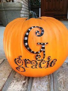pumpkin ideas pinterest | Pumpkin ideas | Craft Ideas