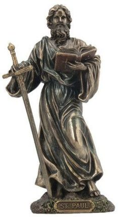 St. Paul the Apostle of the Gentiles Statue