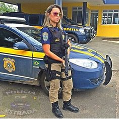 Brazilian police Follow-me ------------------ Follow Partner…