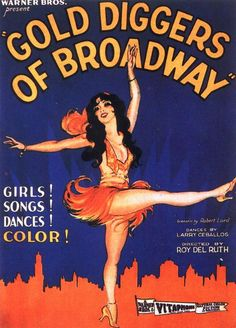 Gold Diggers of Broadway (1929)