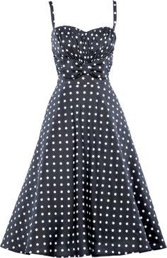 1950's dress.