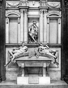 Michelangelo - Sagrestia Nuova - Firenze