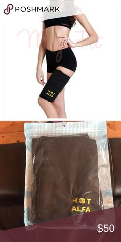 Hot Alfa thigh fat burner thigh slimmer New comes in packaging Hot Alfa Accessories