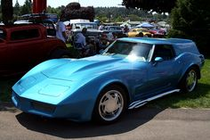 Callaway Corvette de faire Shooting Brake?