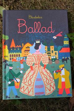 the marlowe bookshelf: Ballad