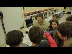 Take a look at how teacher Joel Levin uses the online game Minecraft to teach second-grade students how to work together and build little civilizations. The video was released as one of three case studies along with the report by the Joan Ganz Cooney Center on Teachers' Attitudes About Digital Games in the Classroom.