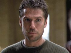 Wesley Wyndam-Pryce (Angel) -Alexis Denisof: One of my favorite actors! Alexis Denisof, Great Tv Shows, Tv Actors, Buffy The Vampire Slayer, Pretty Men, Nice Things, Other People, Sherlock, Doctor Who