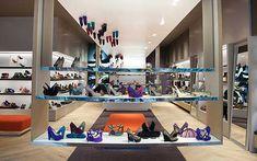 | Diseño de locales: Las 22 zapaterías más espectaculares