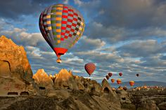 """500px / Photo """"The colours of nature in Cappadocia"""" by kani polat"""