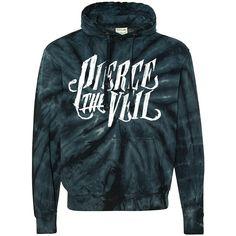 Sketched Logo Pullover Hoodie ($2) ❤ liked on Polyvore featuring tops, hoodies, hooded sweatshirt, blue pullover hoodie, hoodie pullover, pullover hoodie y blue hoodies