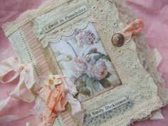 fabric and lace book - Google zoeken