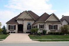 Renderings The Godfrey House Plan #1003 | Random house things ...