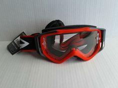fdeda89f0a (eBay Advertisement) Smith Optics Moto series googles - FUEL v.2 - Red