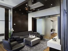 59th Street Penthouse by Mojo Stumer Associates