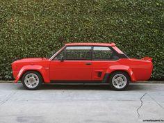 Fiat 131 Miafiori Abarth thx to Maurizio Rossi