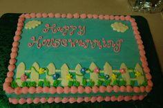 House Warming Cake Ideas | housewarming cake