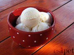 Smoothie, Ice Cream, Desserts, Food, No Churn Ice Cream, Tailgate Desserts, Deserts, Icecream Craft, Essen