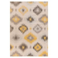 Surya Thymif Accent Rug - Yellow (2'2 x 4')