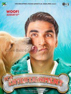 Its Entertainment Title Mp3 Song Ft. Akshay Kumar