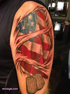 Military Tattoos  http://www.ntvstyle.com/military-tattoos/ NTV Style