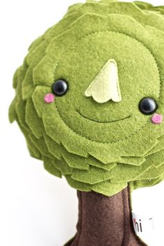 Mr. Maple Tree Friend Plush Toy would love to be your friend.  He enjoys cuddling and making up songs about unicorns. He is the perfect addition to your