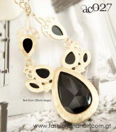 Black n Gold Premium necklace-PROMOCIÓN ESPECIAL