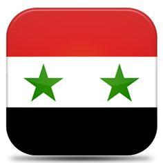 Bandeira Siria