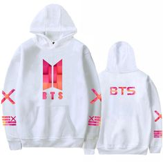 These are generally the pretty hoodie clothes we wish to replicate direct from style little girls. Bts Hoodie, Bts Shirt, Hoodie Outfit, Bts Clothing, Kpop Merch, Mens Fashion Suits, Fashion Wear, Fashion Boots, Kawaii Clothes