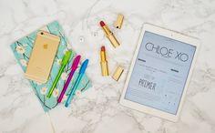 ♡ The Blogging Playlist | Chloe, xo ♡