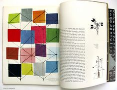 Charles Eames' kite designs, a small part of an in-depth article on the Eameses,