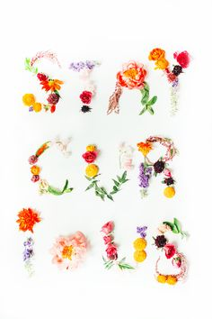 """Fun floral """"Stay Curious"""" DIY - print or make it yourself."""