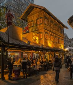 #Travel - Frankfurt Christmas Market