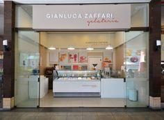 Gelateria Gianluca Zaffari by Studio Cinque, Porto Alegre – Brazil » Retail Design Blog