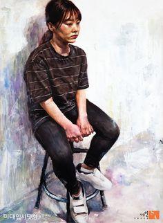 [회화] 인체실기, 무엇이 중요한가? - 홍대 강남 사람인 미술학원 #홍대미술학원 #홍대회화학원 #홍대사람인미술학원 #홍대사람인 #사람인미술학원 #미대입시닷컴 Watercolor Portraits, Sketches, Figure Painting, Painting, Figure Drawing, Art, Abstract, Portrait, Realistic Paintings