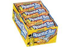 Planters Original Peanut Bar 24 ct, 1.6 oz Wrappers