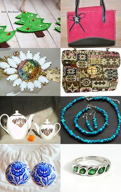 The Perfect Gift Treasury by Carol Schick on Etsy--Pinned with TreasuryPin.com