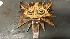 Witcher Mask