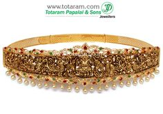 Totaram Jewelers Online Indian Gold Jewelry store to buy Gold Jewellery and Diamond Jewelry. Buy Indian Gold Jewellery like Gold Chains, Gold Pendants, Gold Rings, Gold bangles, Gold Kada India Jewelry, Temple Jewellery, Gold Jewellery, Diamond Jewelry, Jewelery, Indian Wedding Jewelry, Bridal Jewelry, Kamar Bandh, Vaddanam Designs