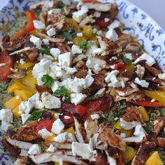 Jamie Oliver's San Fran Quinoa Salad Recipe Salads with quinoa, red ...