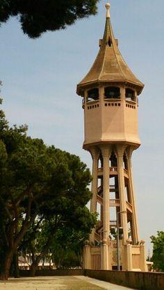 La Torre de l'Aigua - Sabadell
